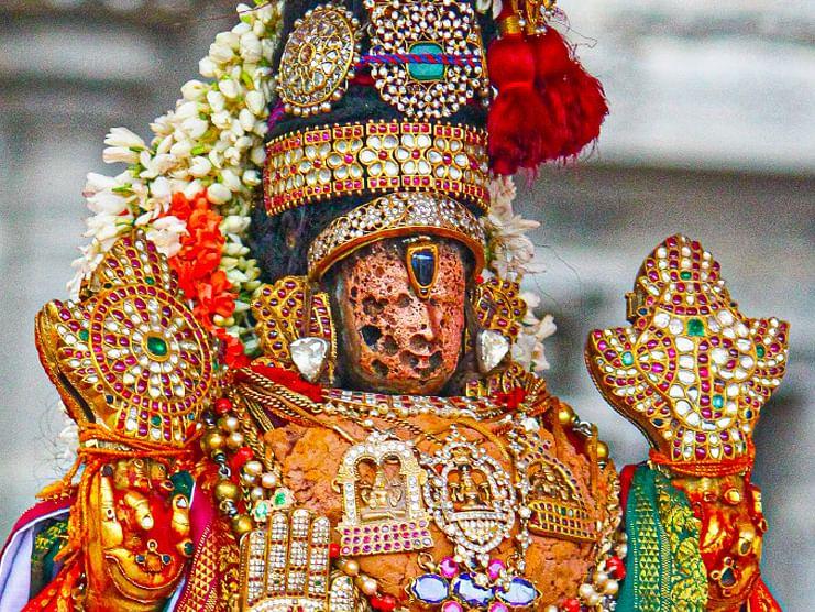 காஞ்சி ஸ்ரீவரதராஜர்