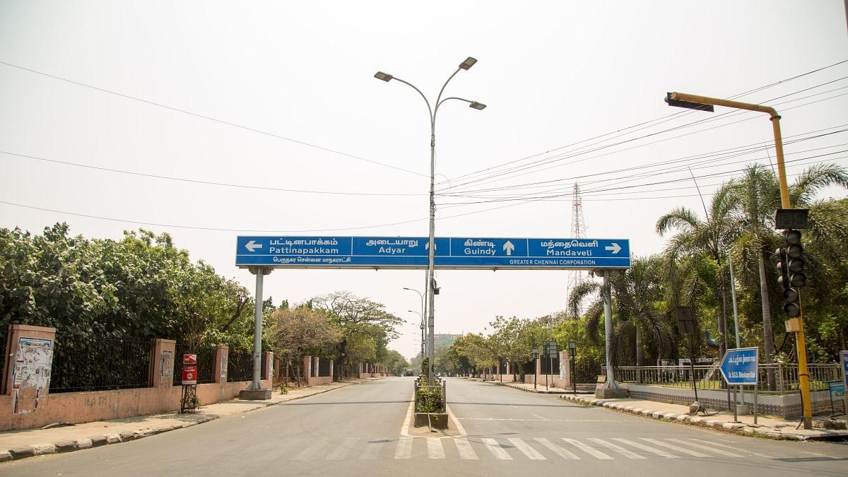 ஊரடங்கு சென்னை