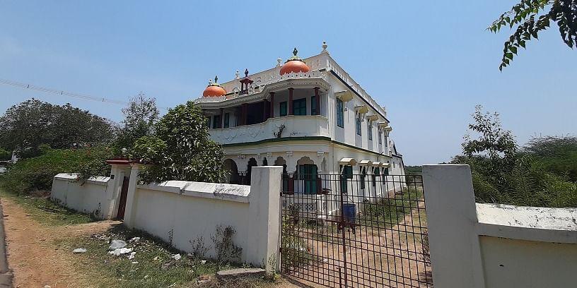 வாணிஸ்ரீ வீடு, ஆனூர்