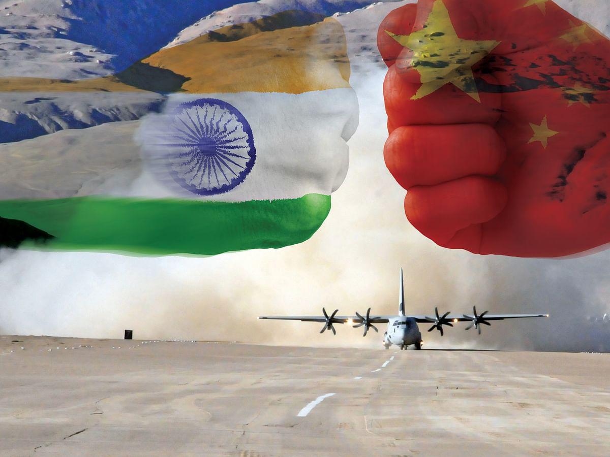 சீண்டும் சீனா... உறுதியாக நிற்கும் இந்தியா...