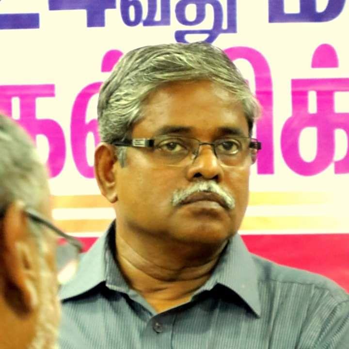 கல்வியாளர் கிருஷ்ணமூர்த்தி