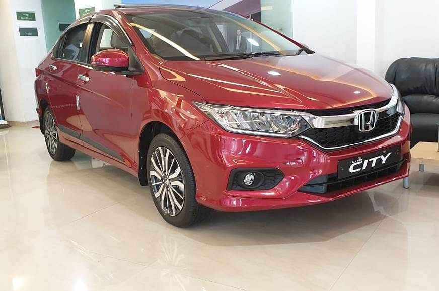 Honda City BS-6