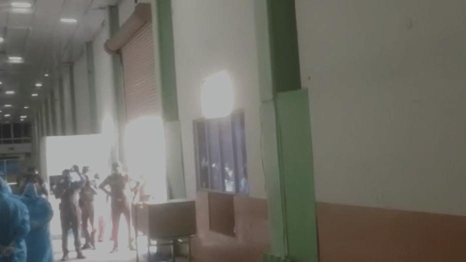 கொரோனா நந்தம்பாக்கம் வர்த்தக மைய மருத்துவமனை