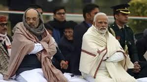 நரேந்திர மோடி - அமித் ஷா