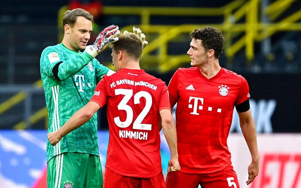 ஒரேயொரு மேஜிக் மொமன்ட்... 3 புள்ளிகளையும் சாம்பியன் வாய்ப்பையும் இழக்கிறது டார்ட்மண்ட்! #Bundesliga