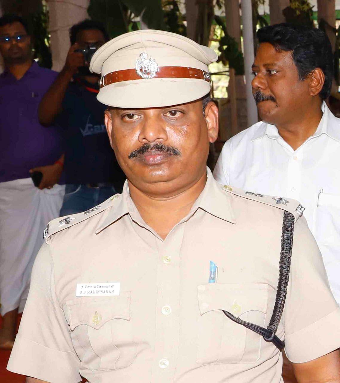 எஸ்.பி மகேஷ்வரன்