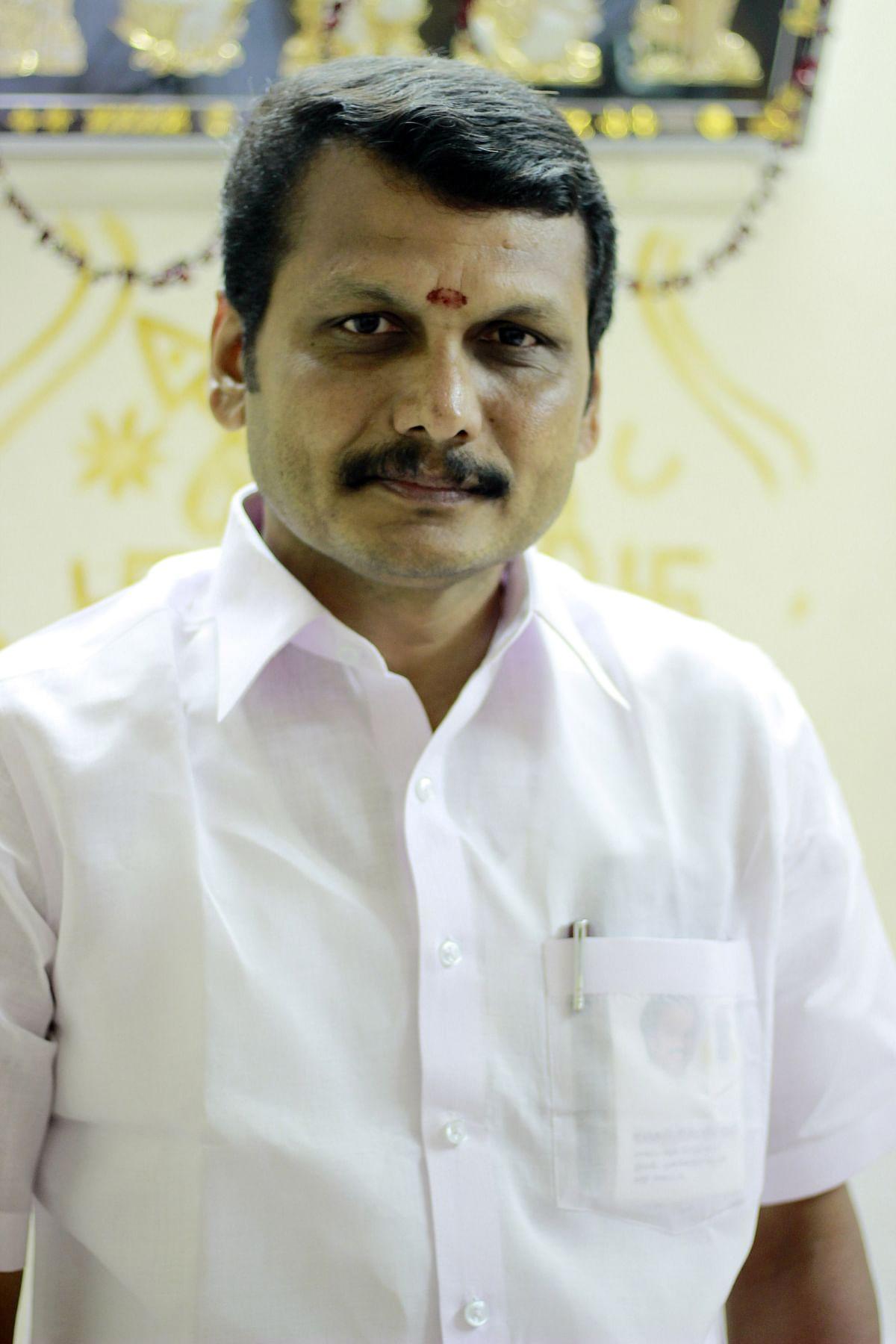 செந்தில் பாலாஜி