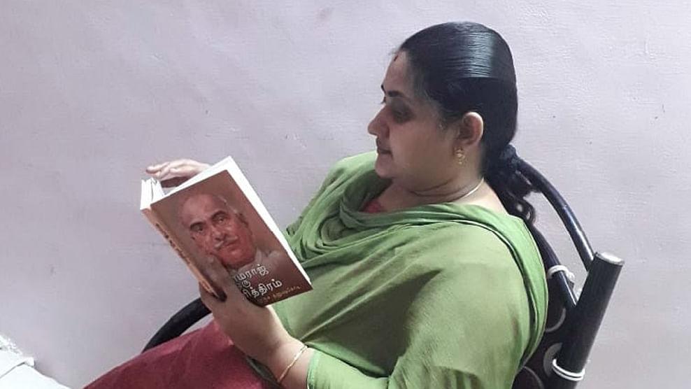 ரேவதி, ஈரோடு