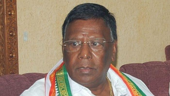 முன்னாள் முதல்வர் நாராயணசாமி