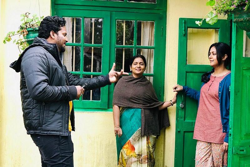 Jyothika, Vinodhini, Fredrick