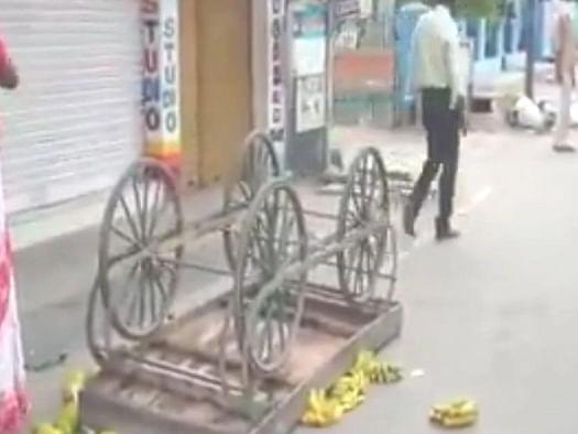 சென்னை சென்று விளக்கம்.. பாய்ந்த அரசியல் கட்சிகள்..பணியிலிருந்து விடுவிக்கப்பட்ட வாணியம்பாடி கமிஷனர்