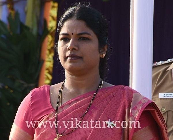 நெல்லை ஆட்சியர் ஷில்பா பிரபாகர் சதீஷ்