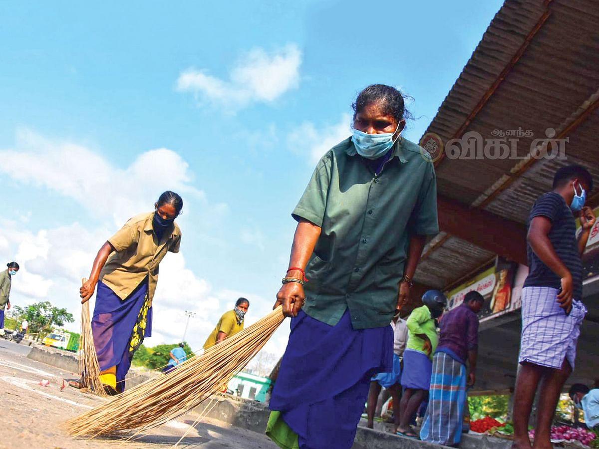 அரசு சார்பில் மேற்கொள்ளப்படும் தூய்மைப் பணிகள்... மக்கள் கருத்து என்ன? #VikatanPollResults