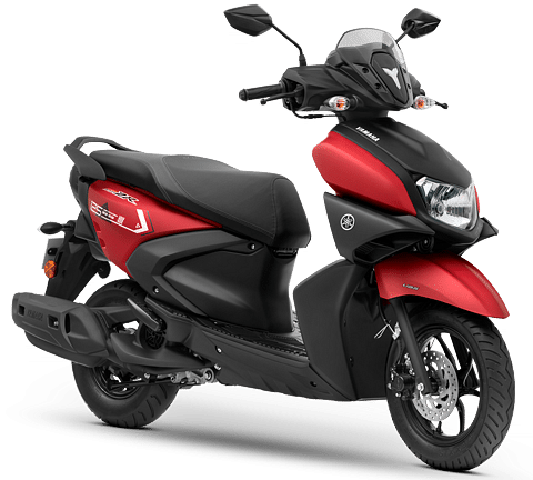 Ray ZR 125 BS-6