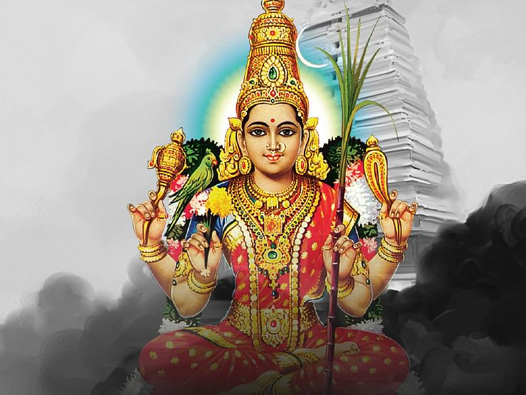 ஶ்ரீகாமாட்சி தந்த வரப்பிரசாதம்!