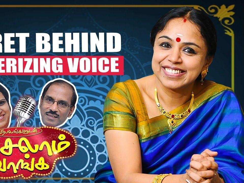 பெண் பாடகினா இளக்காரம்! - Sudha Ragunathan Shares | Pattimandram Raja | Bharathi Baskar