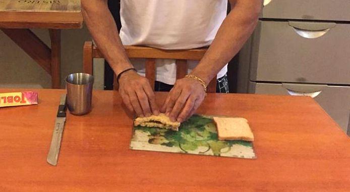 Fold the Bread