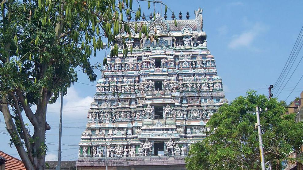 வேதபுரீஸ்வரர் ஆலயம்