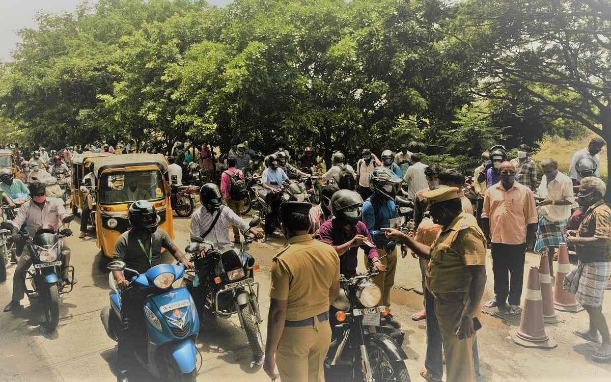 சென்னையில் மீண்டும் ஊரடங்கு... ஊரைக் காலி செய்யும் மக்கள்... தலைநகரில் குறையுமா கொரோனா?