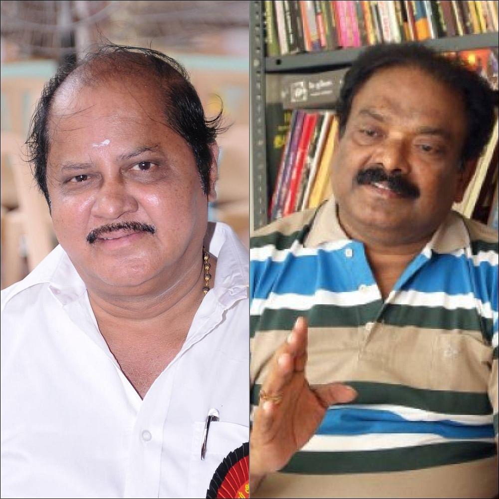 கு.க.செல்வம், வி.பி.கலைராஜன்
