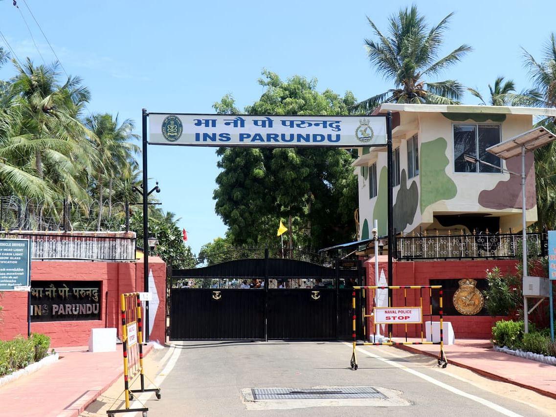 ராமநாதபுரம்: 35 கடற்படை வீரர்களுக்குக் கொரோனா! -அதிர்ச்சியில் ஐ.என்.எஸ்