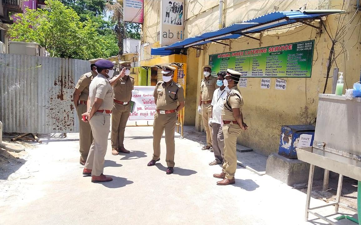 காணாமல் போன 277 கொரோனா நோயாளிகள்... தேடுதல் வேட்டையில் சென்னை காவல்துறை!