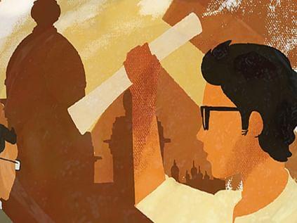 சட்டம் பெண் கையில்:  சக மனிதர் துயர் துடைப்போம்  சட்டத்தின் அன்புக்கரங்களால்!