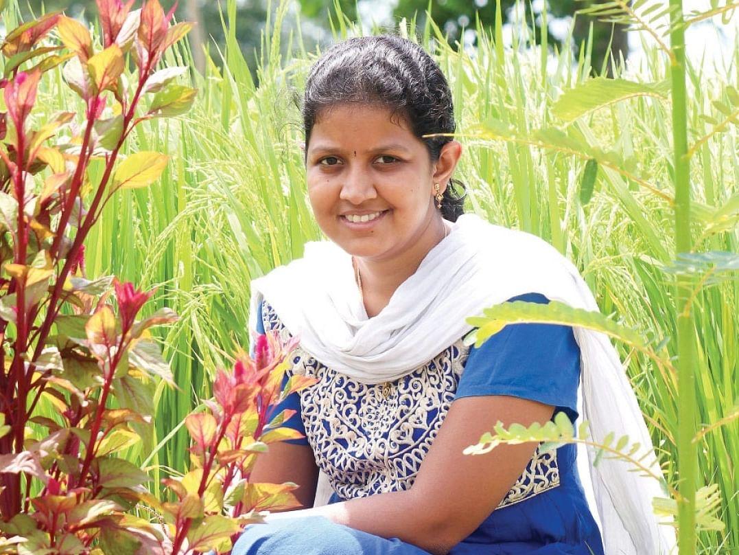 அர்ச்சனா ஸ்டாலின்
