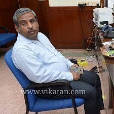 ஆட்சியர் ராசாமணி