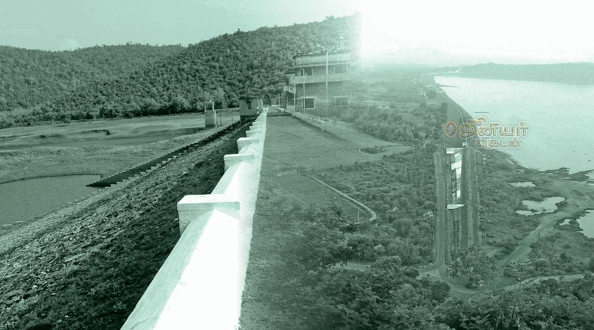 கரியகோவில் அணை – கைக்கான் வளவு திட்டம்