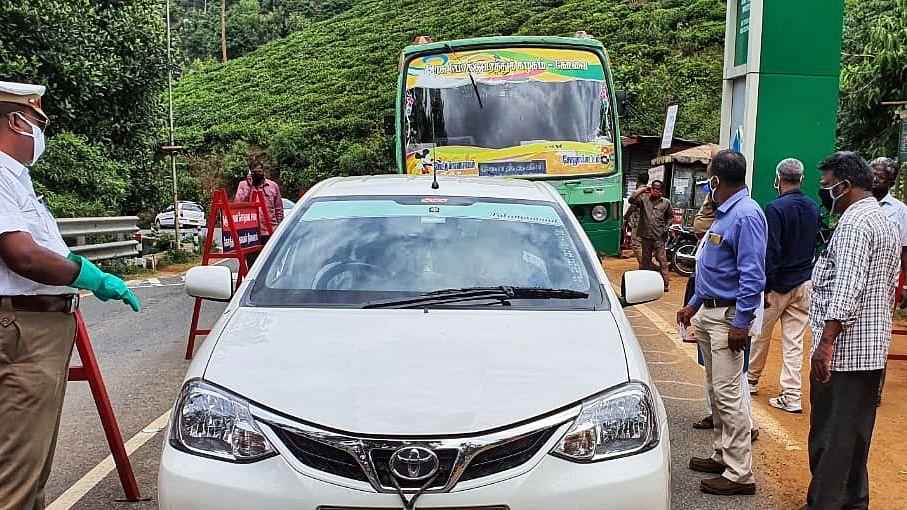 kothagiri road