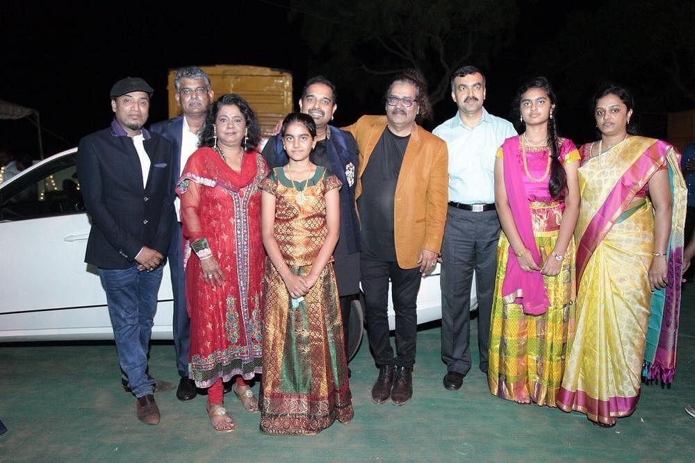 சங்கர் மகாதேவன் - ஹரிஹரன்