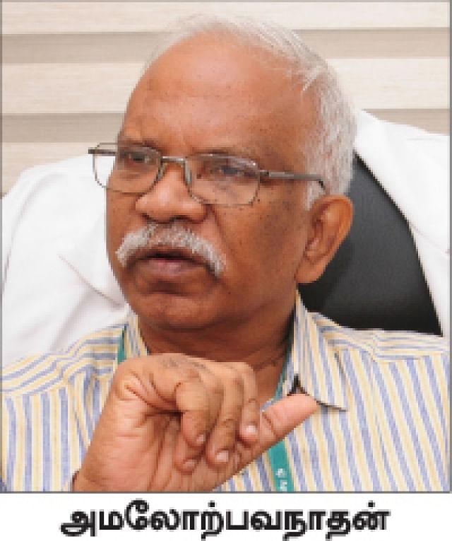 Dr. J. Amalorpavanathan