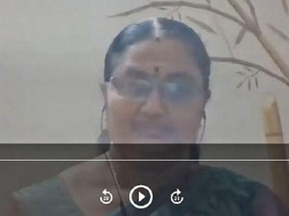 சித்ரா துரைராஜ்