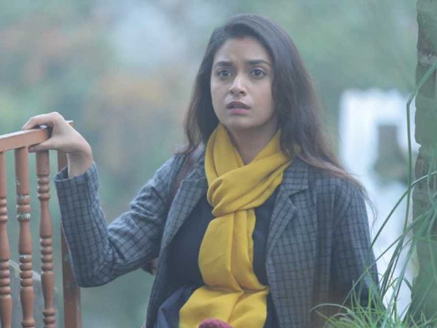 கீர்த்தி சுரேஷ் நடிப்பில் ஓடிடி ரிலீஸ் `பெண்குயின்'... படம் எப்படி இருக்கிறது? #VikatanPollResults