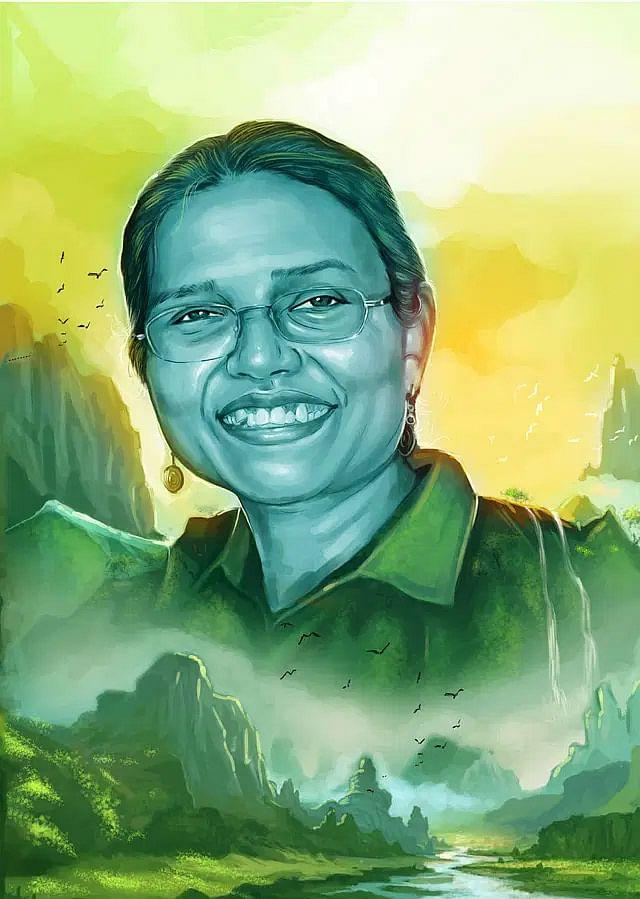 பேராசிரியர் சோனாஜரியா மின்ஸ்