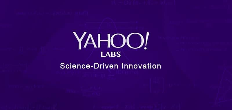 Yahoo research lab