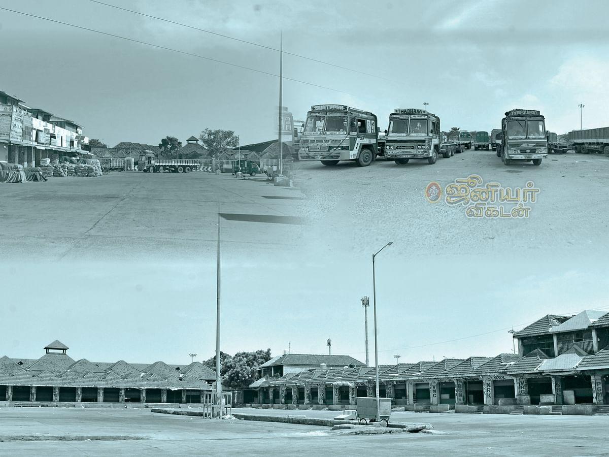 கோயம்பேடு பகீர்