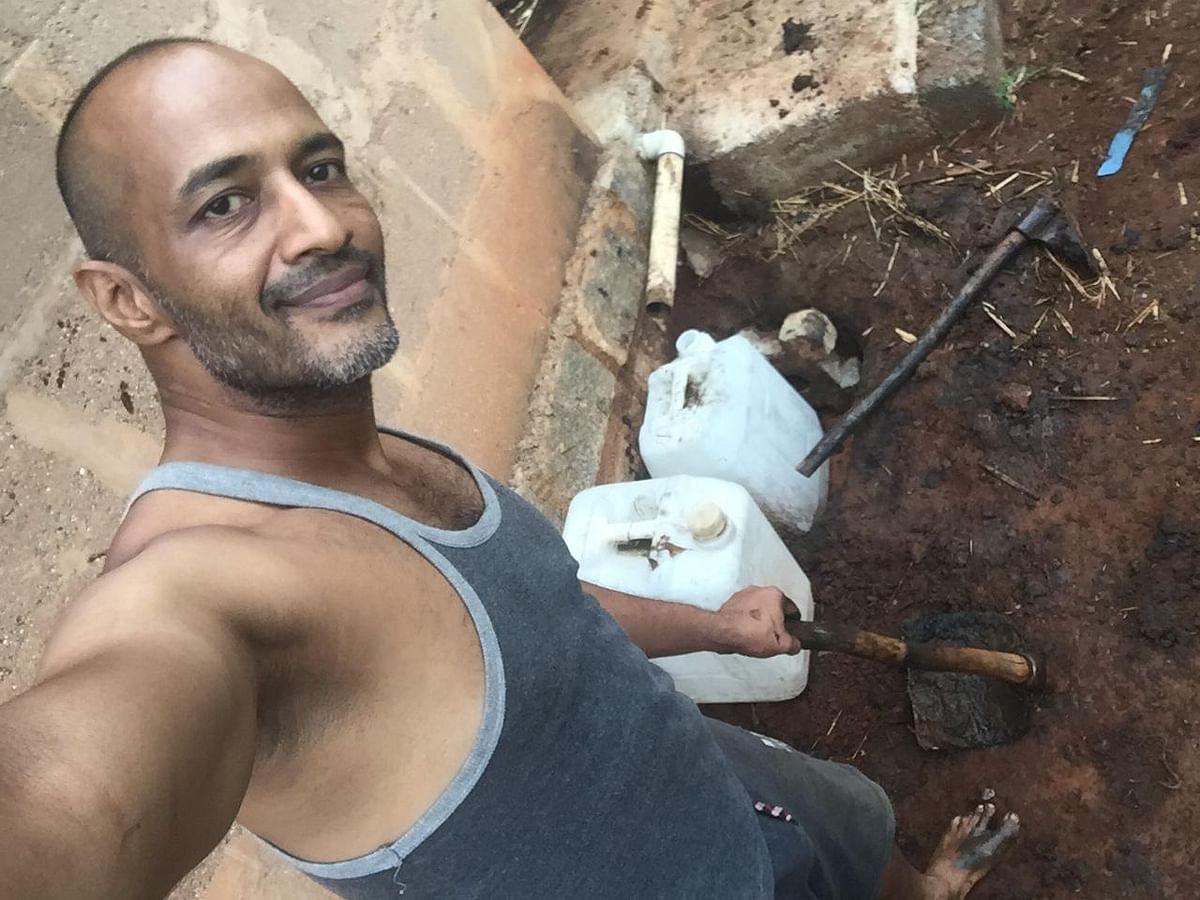 `நானும் இயற்கை விவசாயிதான்!' - நடிகர் கிஷோர் பங்குபெறும் பசுமை விகடனின் ஆன்லைன் பயிற்சி
