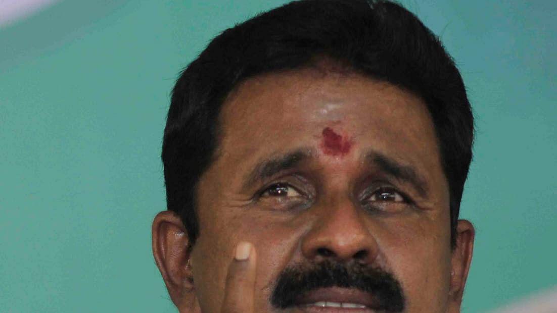 அமைச்சர் ஆர்.காமராஜ்