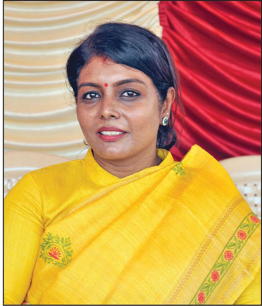 பீலா ராஜேஷ் ஐ.ஏ.எஸ்