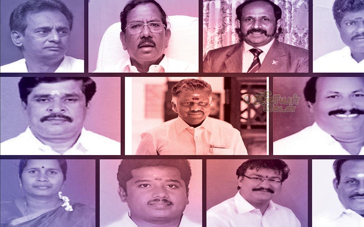 11 எம்.எல்.ஏ-க்கள் வழக்கு...  ''சபாநாயகரை நிர்பந்திக்க சட்டத்தில் இடமில்லை!'' - அ.தி.மு.க;
