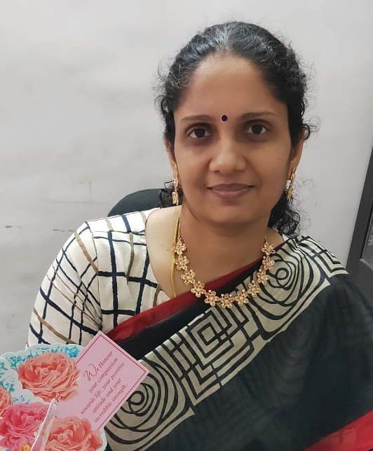 Virologist Dr.Jayashree Sharma