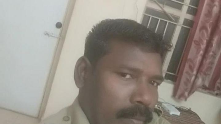சர்ச்சைக்குள்ளான போலீஸ்காரர் துரைராஜ்