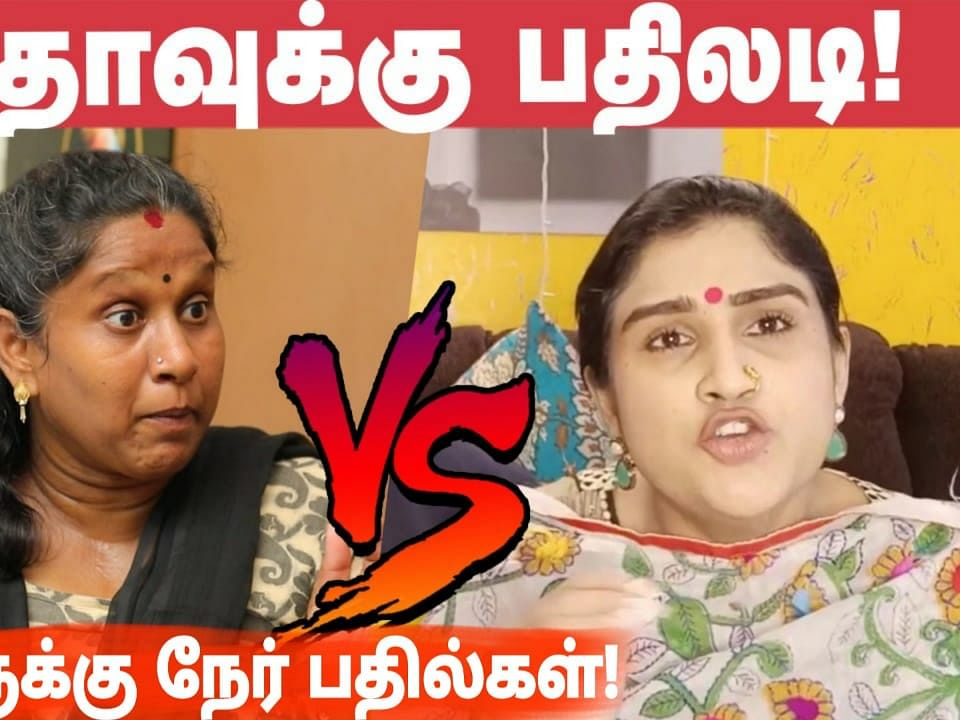 Peter's Wife Blasts Vanitha & Peter for Cheating