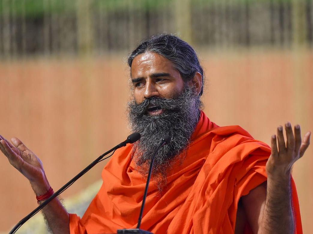 `கொரோனா 100% குணம்; பதஞ்சலி மருந்து கண்டுபிடிப்பு?' -தடைவிதித்த மத்திய அரசு