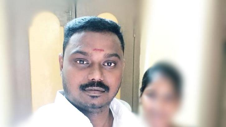 கொலை செய்யப்பட்ட கணேஷ்குமாருடன் சபரீதா