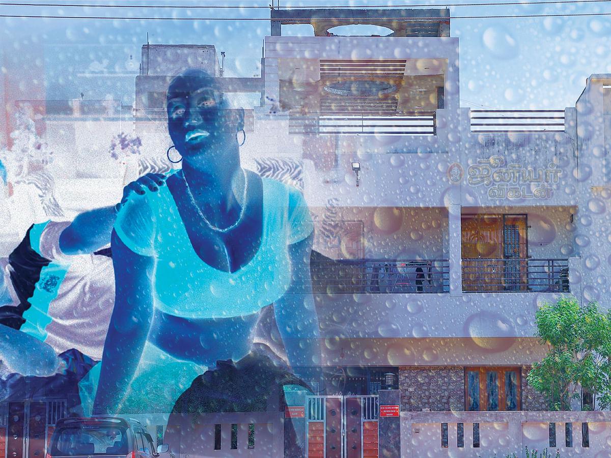 பாலியல் தொழிலில் தனி சாம்ராஜ்யம்!