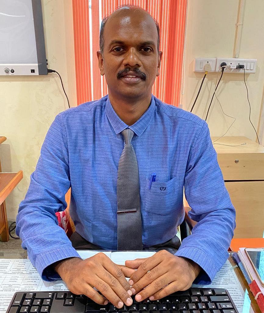 Radiologist Dr.Anandkumar