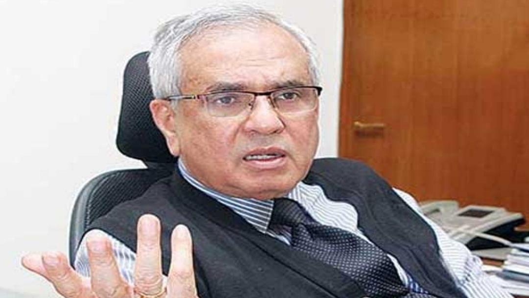 நிதி ஆயோக் தலைவர் ராஜூவ் குமார்
